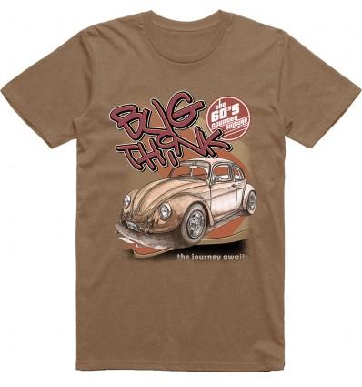 Pánské tričko Bug think