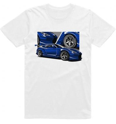 Pánské tričko Blue GTR