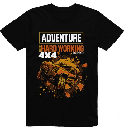 Pánské tričko Mountain adventure
