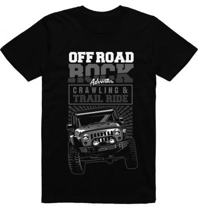 Pánské tričko Offroad