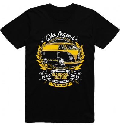 Pánské tričko Old legend