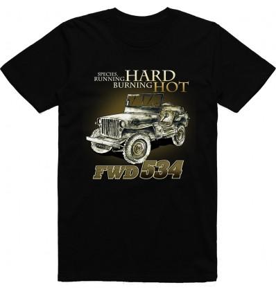 Pánské tričko Running hard