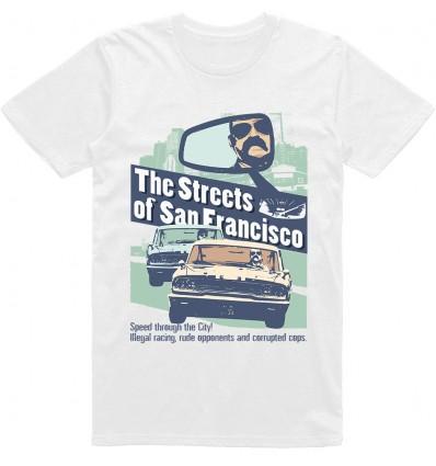 Pánské tričko San Francisco chase