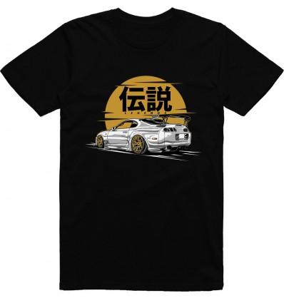 Pánské tričko Supra legend