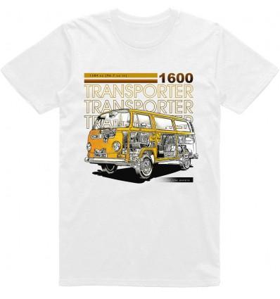 Pánské tričko The transporter