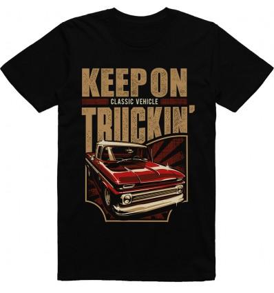 Pánské tričko Truckin