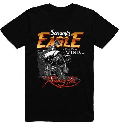 Pánské motorkářské tričko Screamin eagle