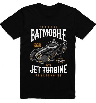 Pánské tričko Batmobile