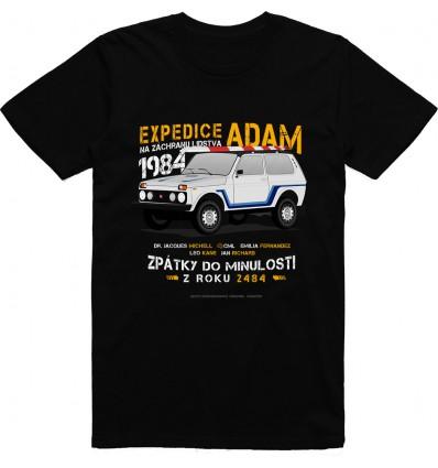 Pánské tričko Expedice Adam