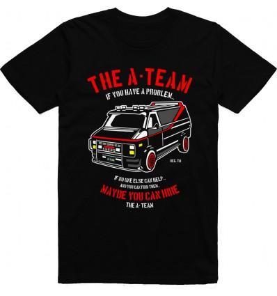Pánské tričko The A-TEAM
