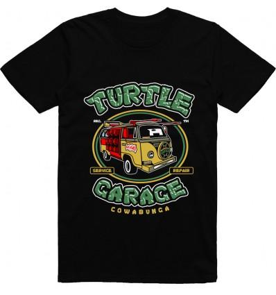 Pánské tričko Turtle garage