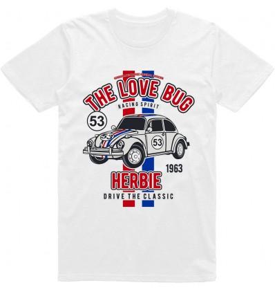 Pánské tričko Herbie - The love Bug