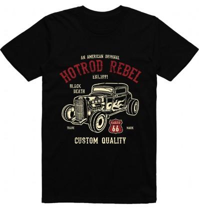 Pánské tričko Hot Rod Rebel