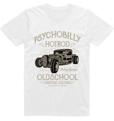 Pánské tričko Psychobilly Hot Rod