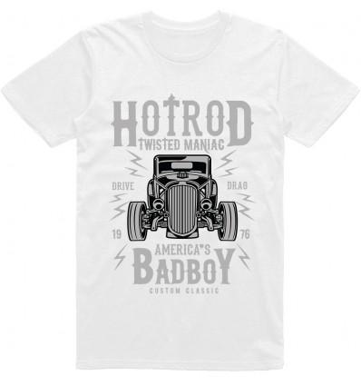 Pánské tričko Twisted Hot Rod