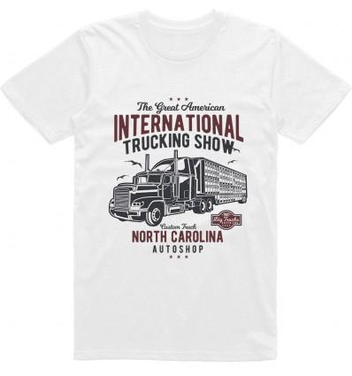 Pánské tričko Big truck