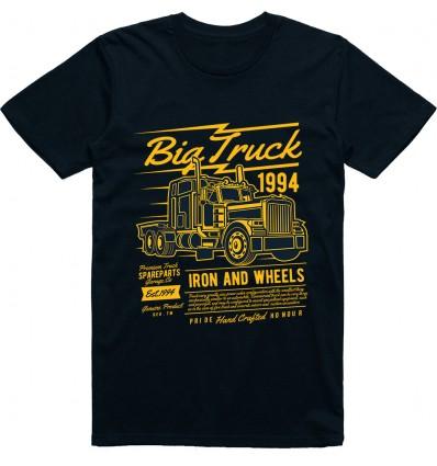 Pánské tričko Big truck 2