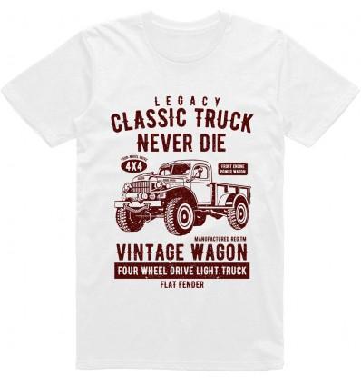 Pánské tričko Classic truck