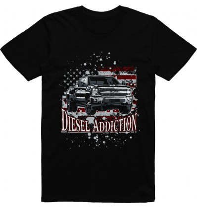 Pánské tričko American muscle