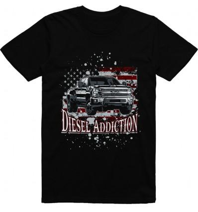 Pánské tričko USA Diesel