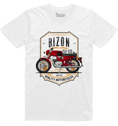 Pánské tričko 250-623 Bizon