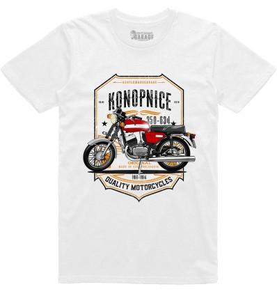 Pánské tričko 350-634 Konopnice