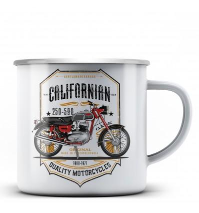 250-590 Californian hrnek - plechový