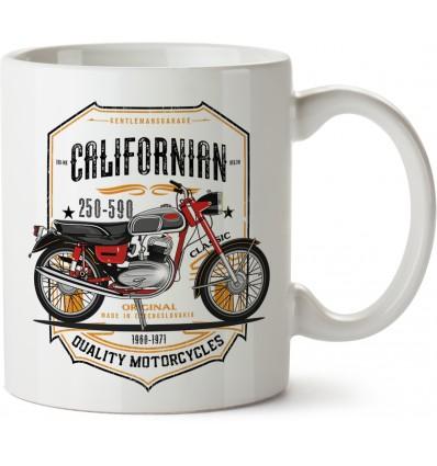 250-590 Californian hrnek - keramický