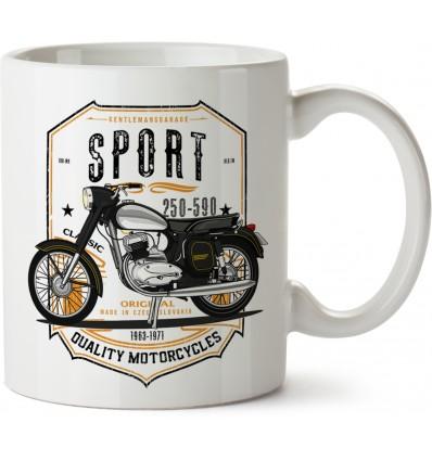 250-590 Sport hrnek - keramický
