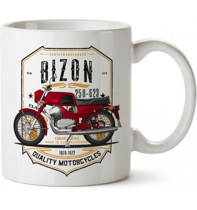 250-623 Bizon hrnek - keramický