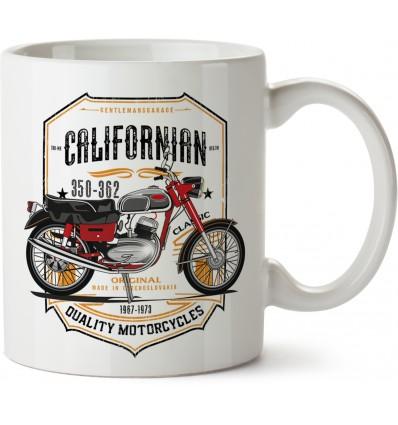 350-362 Californian hrnek - keramický