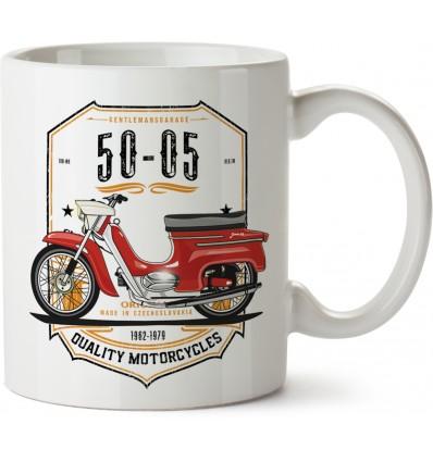 50-05 hrnek - keramický