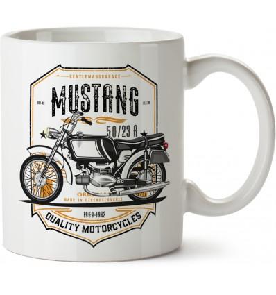 50-23A Mustang hrnek - keramický