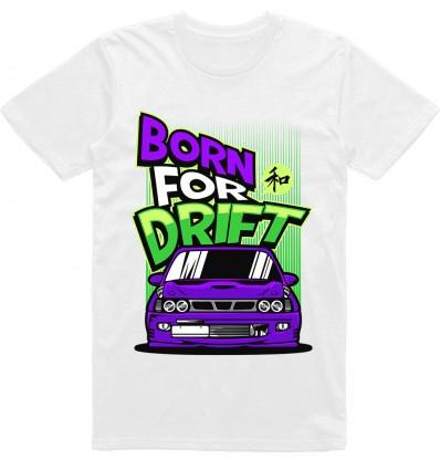 Pánské tričko Born for drift