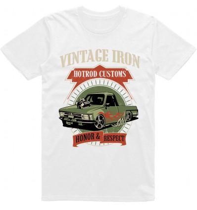 Pánské tričko HotRod Vintage iron 2