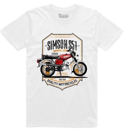 Tričko Simson S51 Enduro