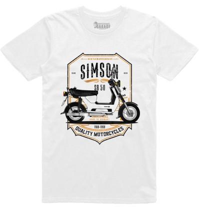 Tričko Simson SR 50