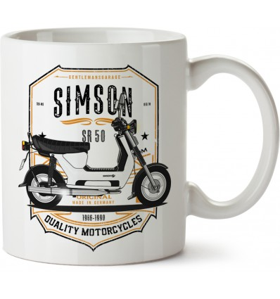 Simson SR 50 Hrnek