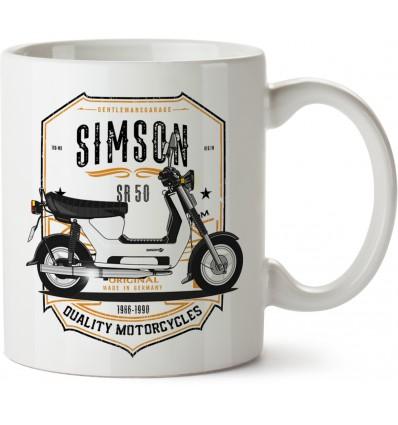 Simson SR 50 Tasse
