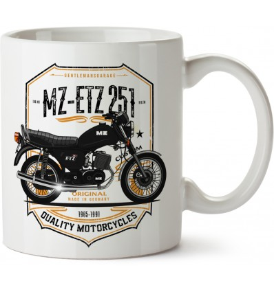 MZ ETZ 251 Hrnek