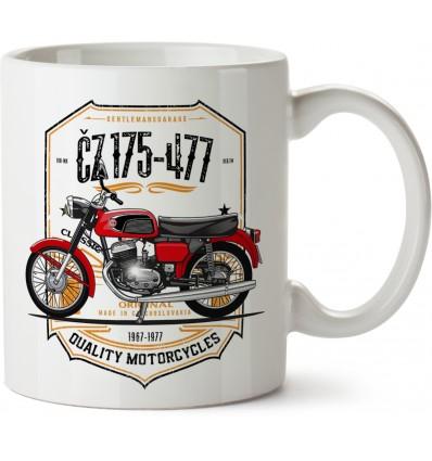 ČZ 175-477 Tasse