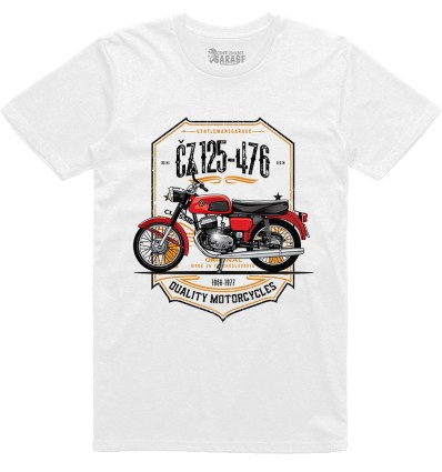 Tričko ČZ  125-476