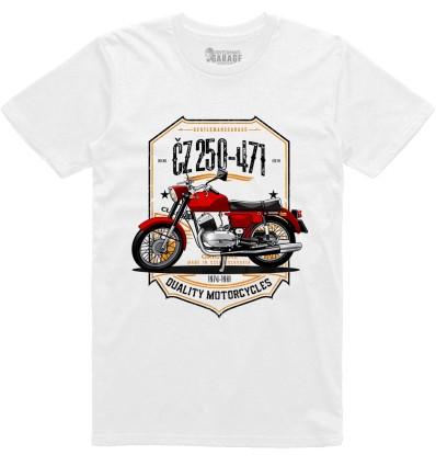 Tričko ČZ 250-471