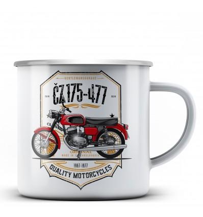 Kubek ČZ 175-477