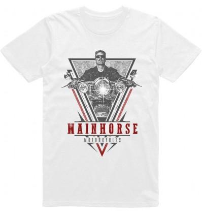 Pánské motorkářské tričko Mainhorse