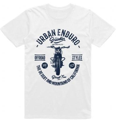 Pánské motorkářské tričko Urban enduro