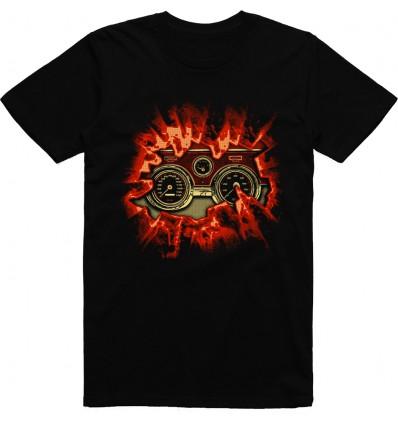 Pánské tričko Tachometr